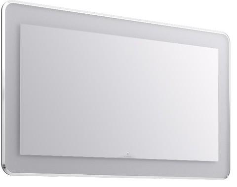 Malaga панель с зеркалом и подсветкой Mal.02.12,