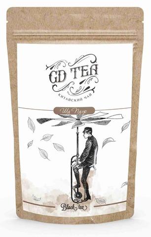 GD Tea Шу пуэр 56 г.