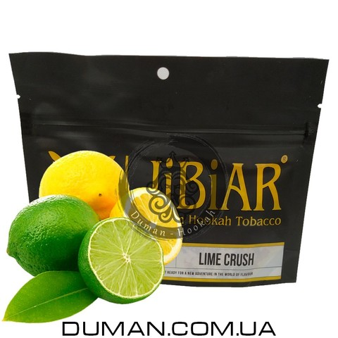 Табак JiBiAR Lime Crush (Джибиар Лайм Краш)