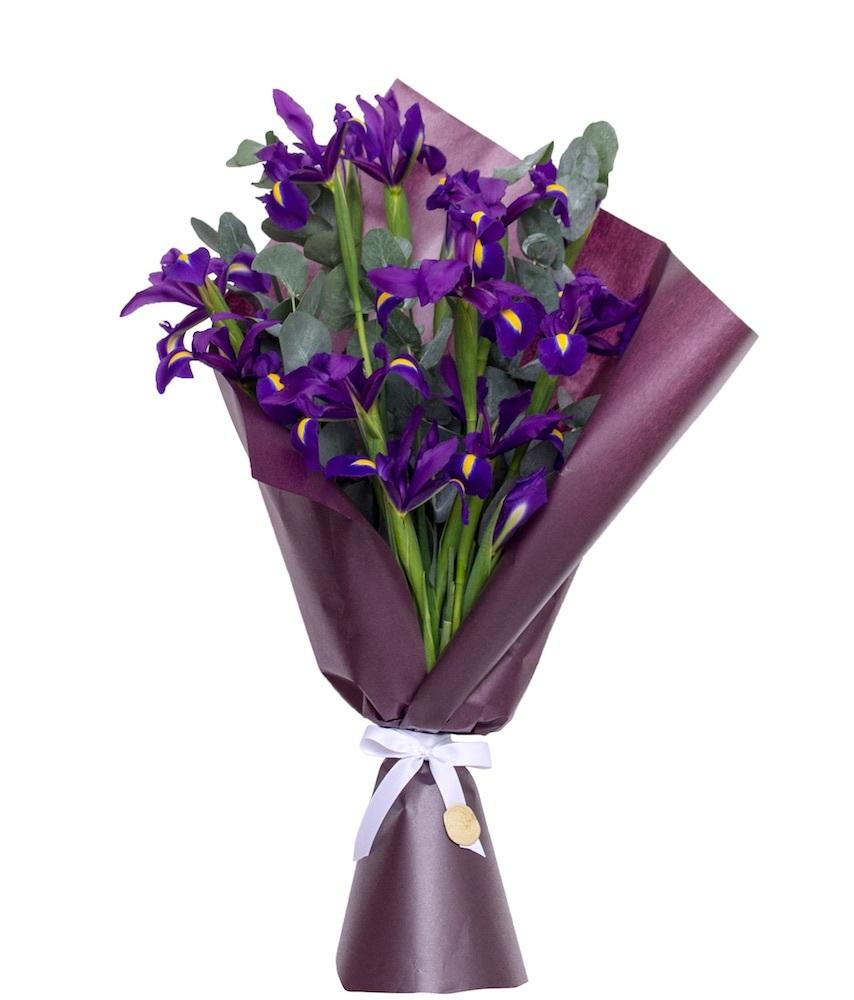 Iris Flower Bouquet Uno Iris