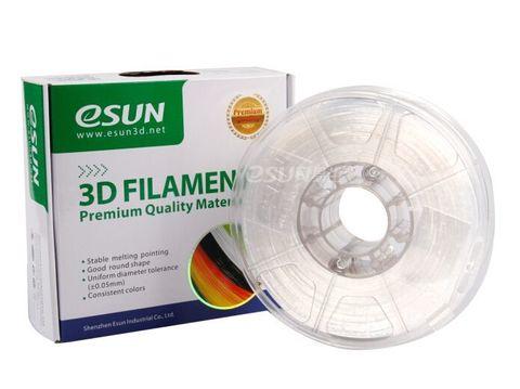 Пластик ESUN ePC Polycarbonate прозрачный 1.75 мм 0,5 кг. (ePC175N05)