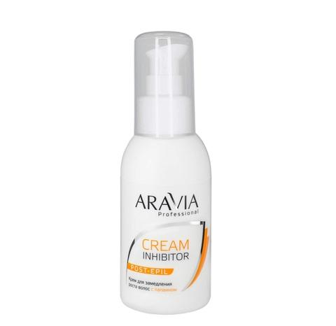 Aravia Professional Крем для замедления роста волос с папаином 100 мл