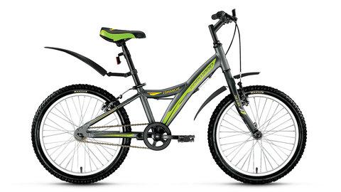 Forward Comanche 1.0 (2016) серый с зеленым