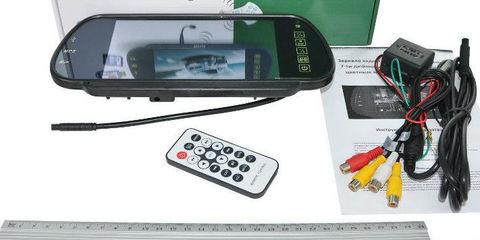 Монитор в виде салонного зеркала Blackview MM-70BT