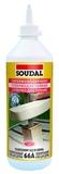 Суперводостойкий полиуретановый клей для дерева Soudal 66А