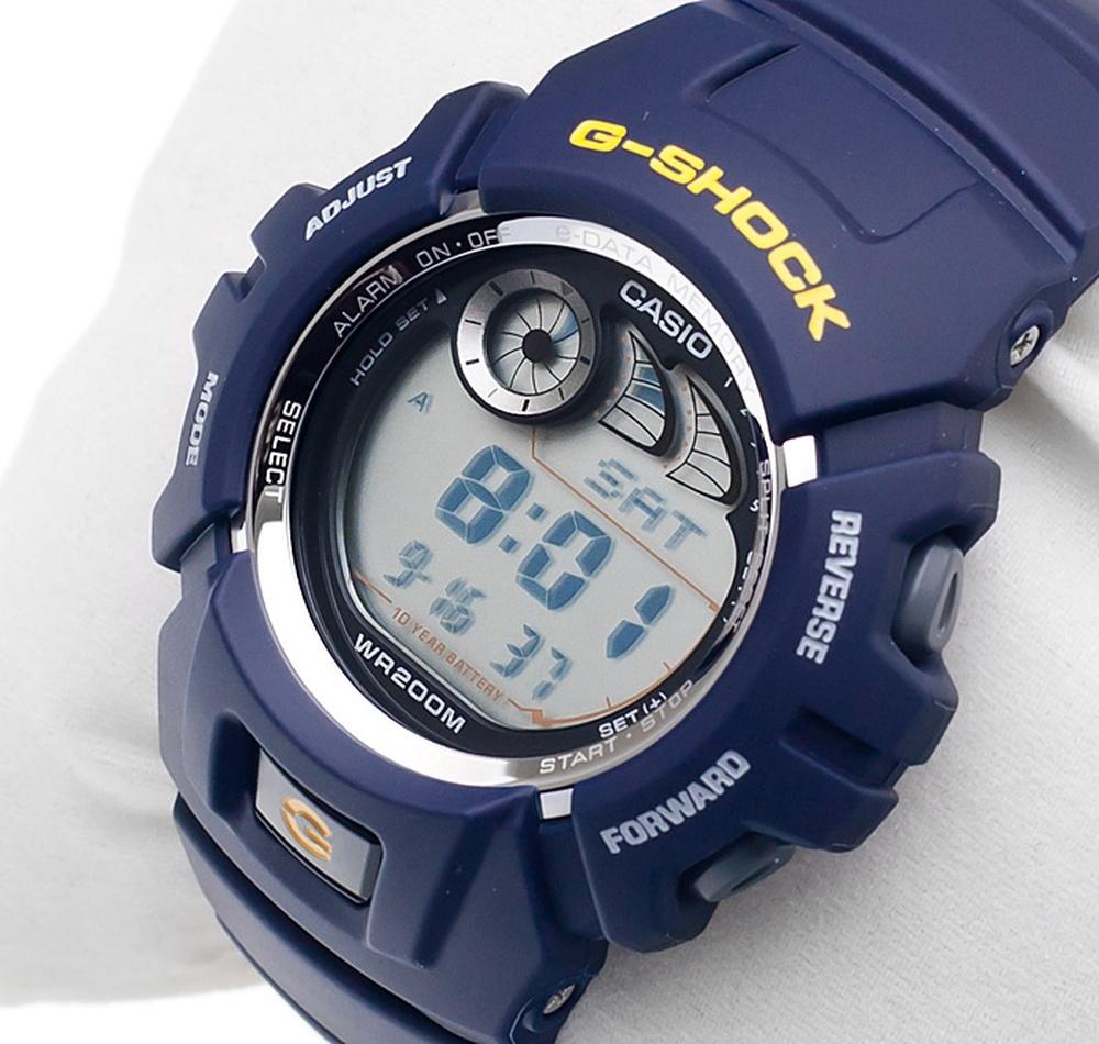 самом деле часы g shock g 2900f человек