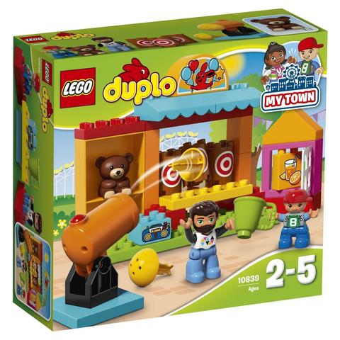 LEGO Duplo: Тир 10839 — Shooting Gallery — Лего Дупло