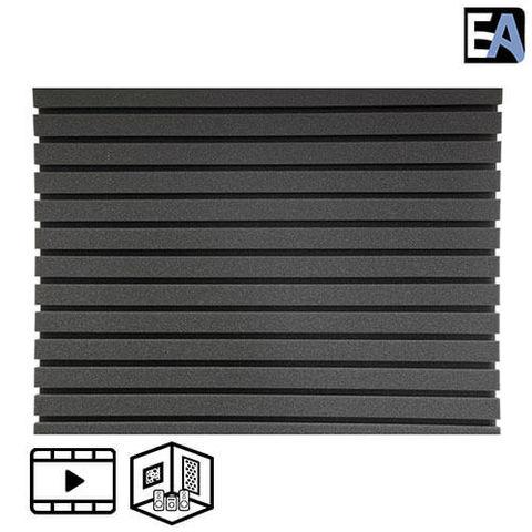 ECHO BLACK Акустический поролон T-Panel Чёрный