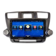 Автомагнитола для Toyota Highlander II (XU40) 07-14 IQ NAVI T58-2915CFHD