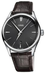 Мужские швейцарские часы Oris 01 733 7721 4053-07 5 21 65FC