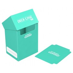 Ultimate Guard - Бирюзовая коробочка на 80 карт