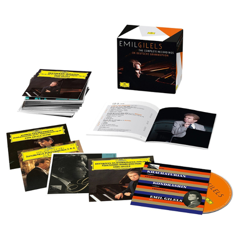 Emil Gilels / The Complete Recordings On Deutsche Grammophon (24CD)