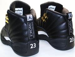 Кроссовки баскетбольные черного цвета