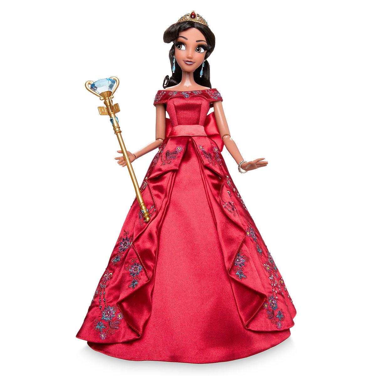 Коллекционная кукла Елена из Авалора - Disney Exclusive