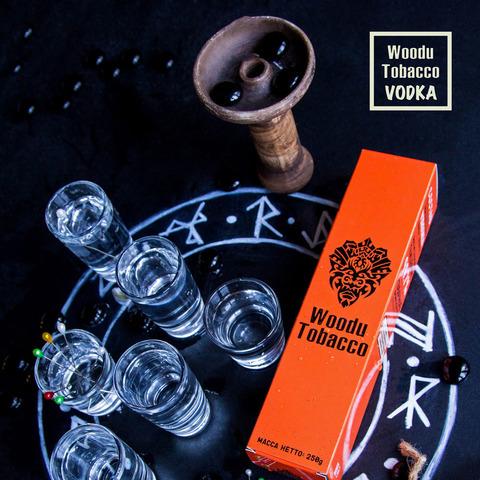 Табак Woodu 250 г Водка
