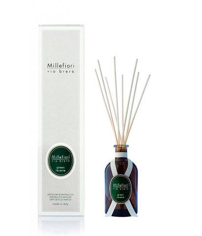 Диффузор ароматический Свежесть зелени, Millefiori Milano