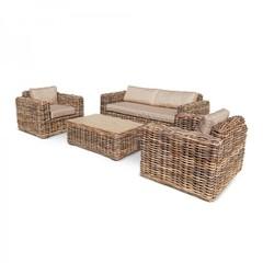 Комплект мебели из натурального ротанга Kvimol KM-2011