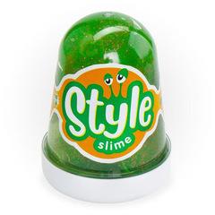Slaym Lori Style Slime 130ml yaşıl alma qoxusu ilə