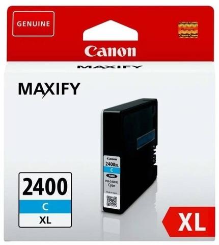 Картридж Canon PGI-2400XL C голубой