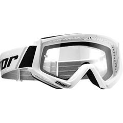 Combat Goggle / Детские / Бело-черный