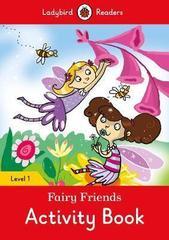 Fairy Friends Activity book - Ladybird Readers Level 1