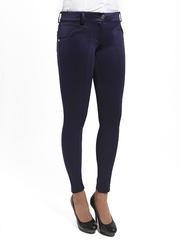 7079-1 брюки женские, синие