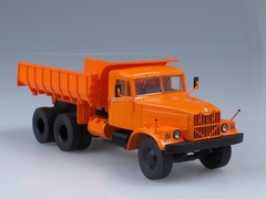 KRAZ-256B Tipper orange 1:43 Start Scale Models (SSM)