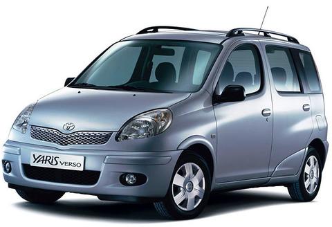 Задняя Пневмоподвеска Toyota Yaris Verso