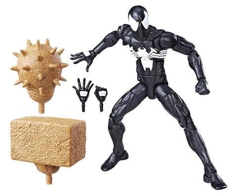 Фигурка черный Человек Паук (Spider-Man Symbiote) Симбиот - Marvel Legends, Hasbro
