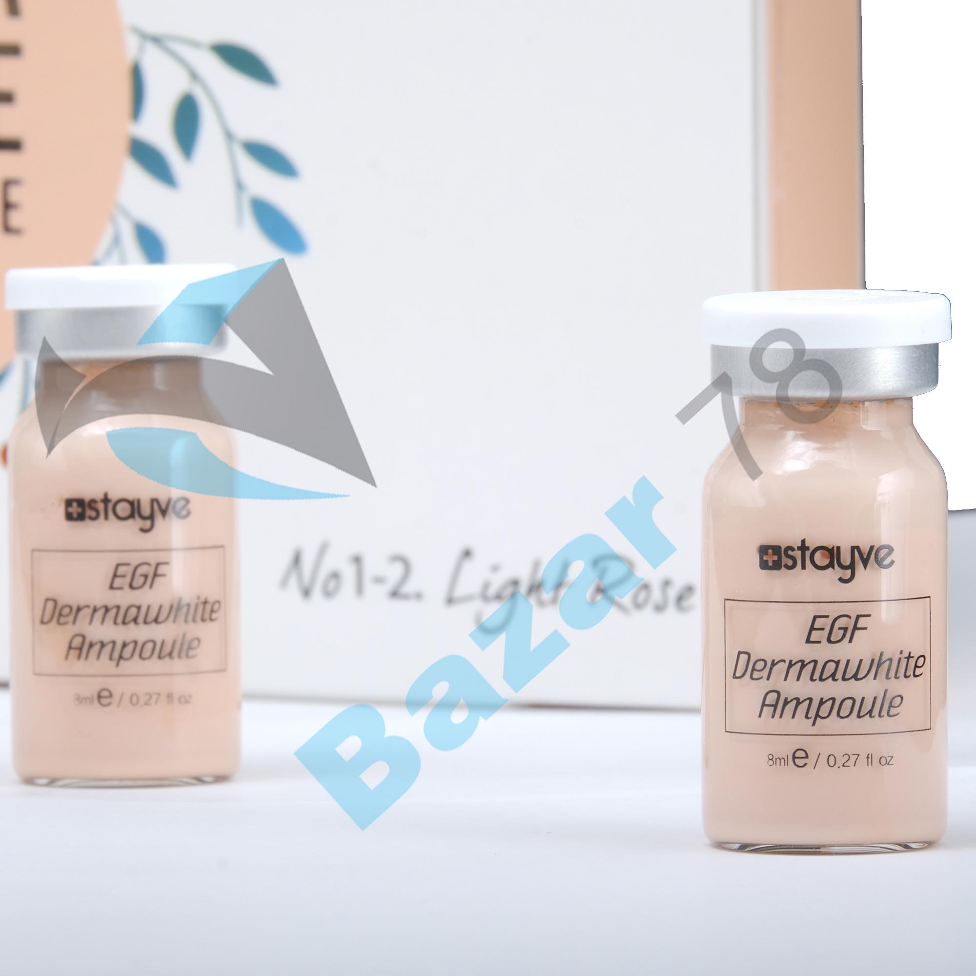 BB сыворотка STAYVE Dermawhite 1-2 Light Rose