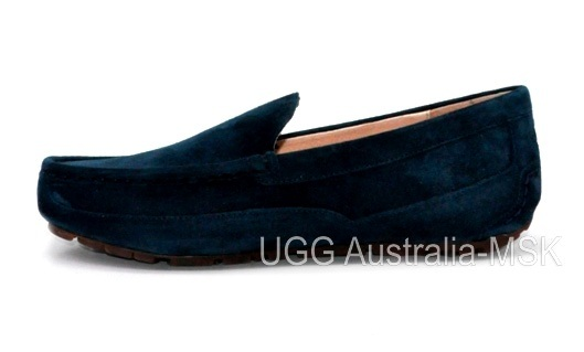 UGG Men's Ascot Navy