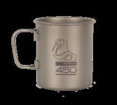 Титановая кружка Novaya Zemlya Ti Cup 0,45 л TM-450FH