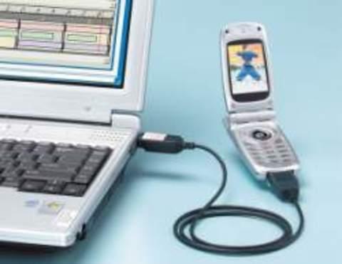 USB кабель MA-8730P
