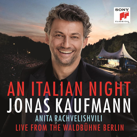 Jonas Kaufmann / An Italian Night - Live From The Waldbuh (CD)