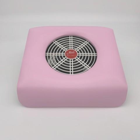 Пылесос для маникюра малый , розовый