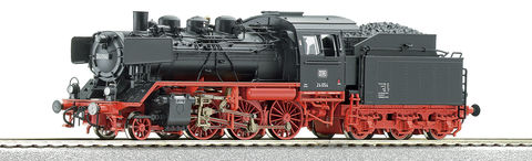 Roko 62210 Паровоз Steam locomotive, class 24,1:87