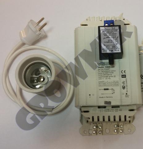 Мини - комплект освещения ДНАТ 1000w