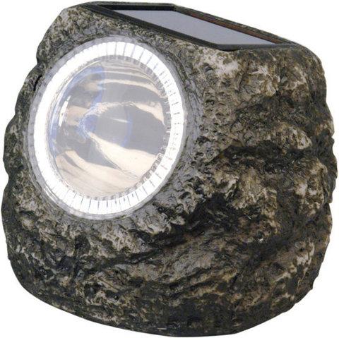 Светильник на солнечной батарее «Камень» (Feron)
