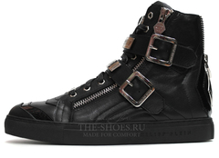 Кеды Мужские Philipp Plein Get Out Of My Way