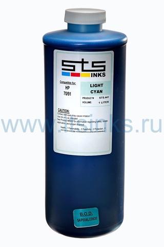 Латексные чернила STS для HP L25500 Light Cyan 1000 мл