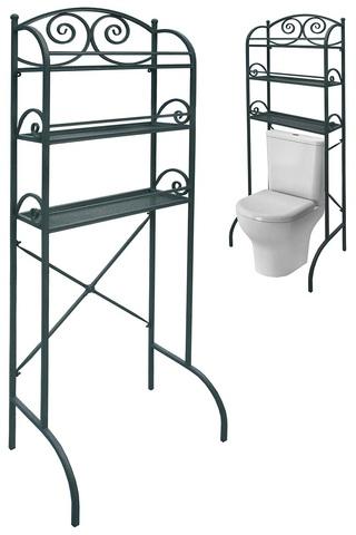 Стеллаж для туалетной комнаты