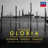 Julia Lezhneva, Franco Fagioli, Diego Fasolis / Vivaldi: Gloria, Nisi Dominus, Nulla In Mundo Sincera (CD)