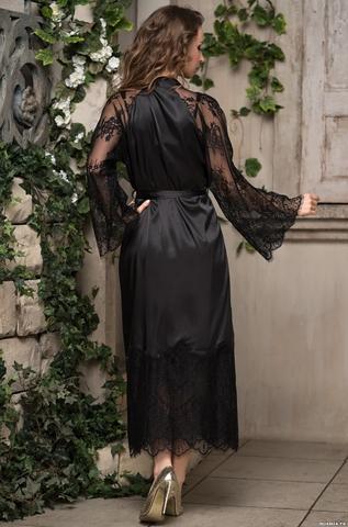 Длинный женский халат MIA Amore  AFRODITA АФРОДИТА 2169