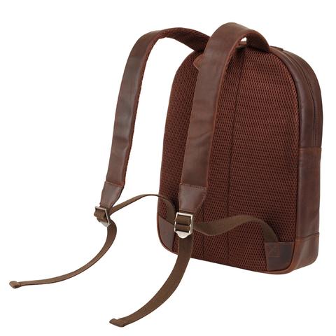 Кожаный рюкзак Klondike 1896 DIGGER «Sade» Brown, Germany, фото 4