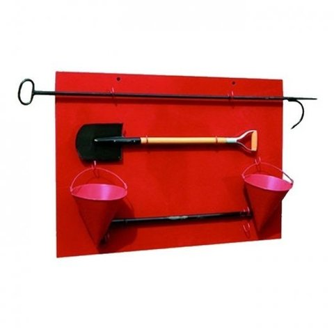 Щит пожарный открытый деревянный (фанера, без комплекта)