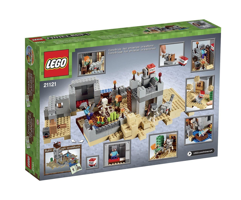 LEGO Minecraft 21121