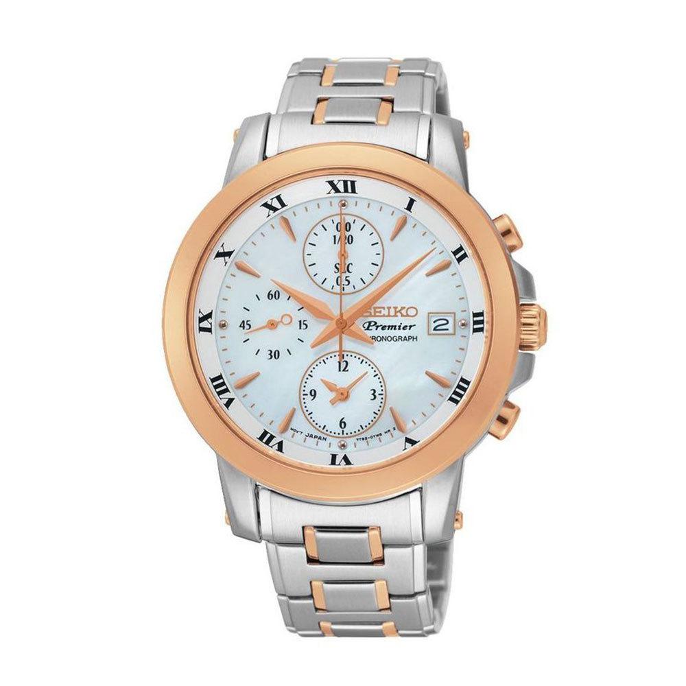 Наручные часы Seiko Premier SNDV68P1 фото