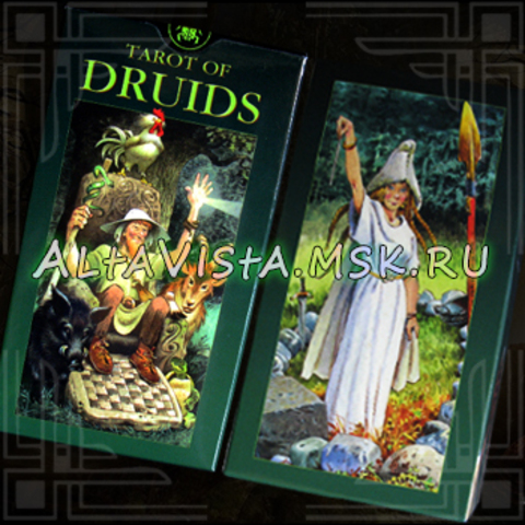 Таро Друидов (Tarot of Druids)
