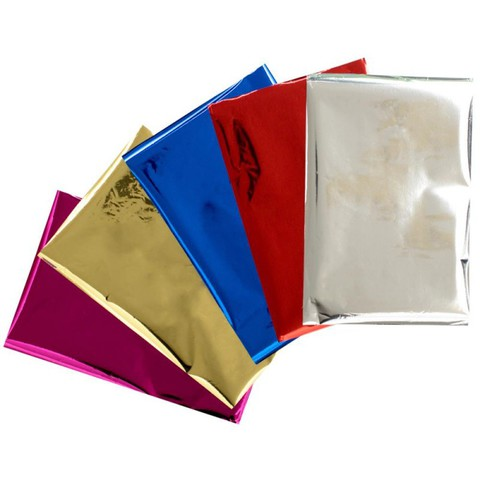 Фольга для HeatWawe от WeRMK - 6 цветов