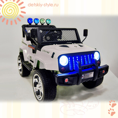 "Электромобиль River Toys ""Джип Т008ТТ"""